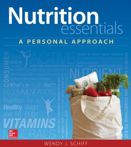 9781259174322: Combo: Nutrition Essentials: A Personal Approach with Connect Access Card