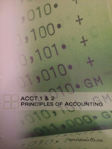Fundamental Accounting Principles 21st Edition: Wild, John J.;