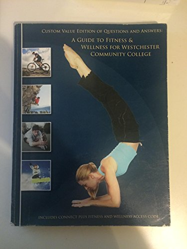 9781259175916: A Guide To Fitness & Wellness For Westchester Community College