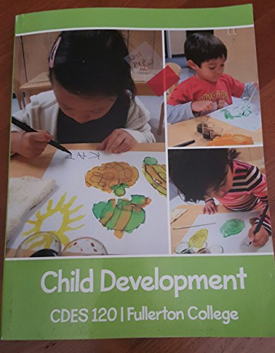 9781259176265: child development CDES120 fullerton college