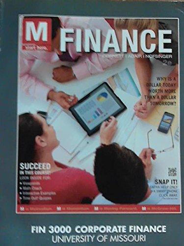 9781259176777: FIN 3000: Corporate Finance (University of Missouri)