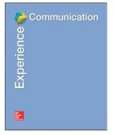 9781259180491: Communication with Instructor's Guide to Connect