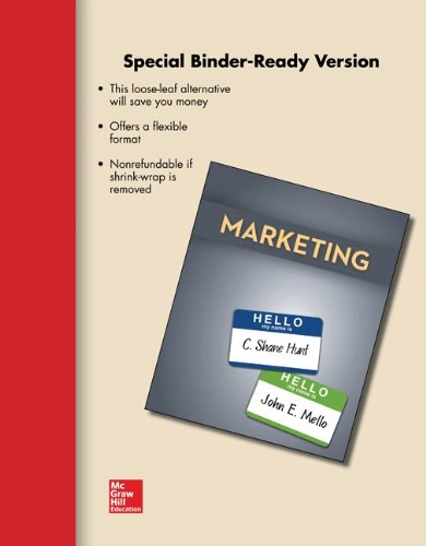 9781259182297: Loose Leaf Marketing with Connect Access Card