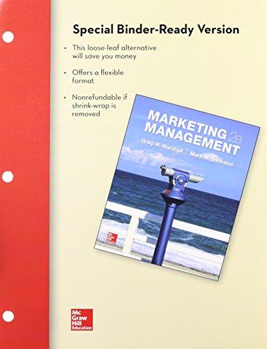 9781259183393: Marketing Management + Connect Plus