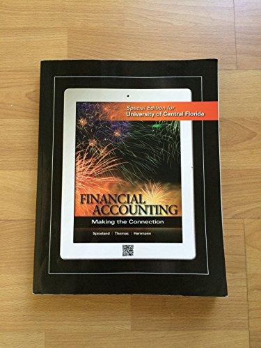 9781259186080: FINANCIAL ACCT.:MAKING CONN...>CUSTOM<