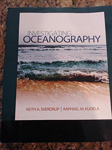 Investigating Oceanography (UT Custom)