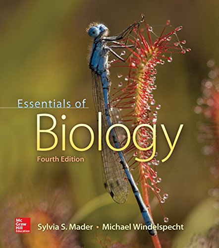 Essentials of Biology with Connect Plus Access Card: Mader, Sylvia; Windelspecht, Michael