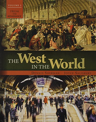 9781259203022: PPK The West in the World Vol. 2 and Connect Plus One Term Access Card