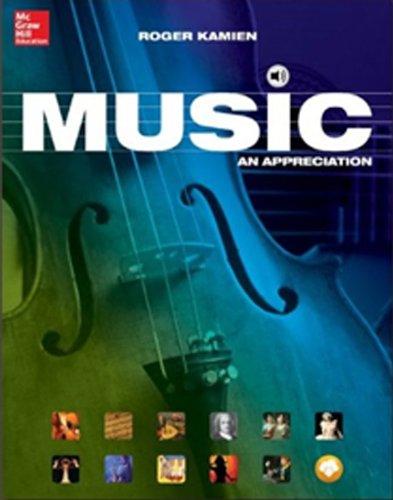 MP3 Disc for Music: An Appreciation: Kamien Music: An
