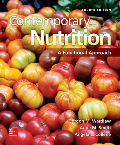 9781259203442: Contemporary Nutrition: A Functional Approach with Connect Plus Access Card