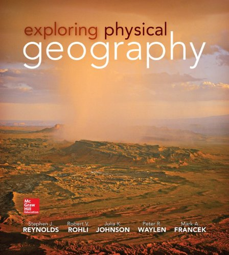 9781259205521: Package: Exploring Physical Geography with ConnectPlus Access Card