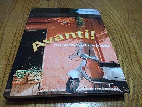 9781259212161: Avanti! Beginning Italian
