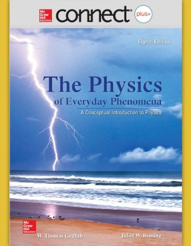 9781259219931: Connect Access Card for Physics of Everyday Phenomena