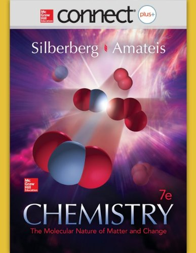 Connect 1-Semester Access Card for Chemistry: The: Silberberg, Martin, Amateis,