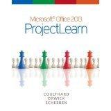 9781259227790: Microsoft Office 2013 ProjectLearn