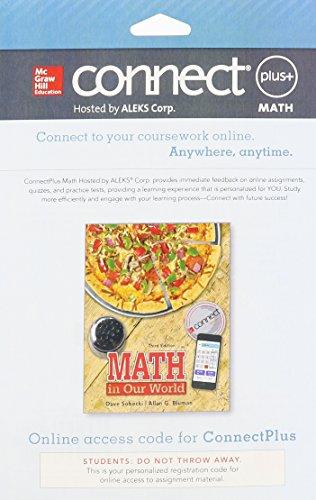 Connect Math hosted by ALEKS Access Card: David Sobecki; Allan