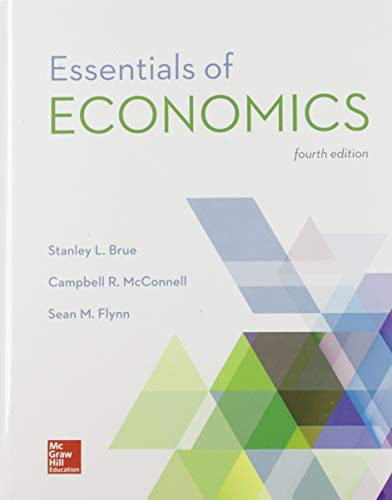 9781259234620: Essentials of Economics