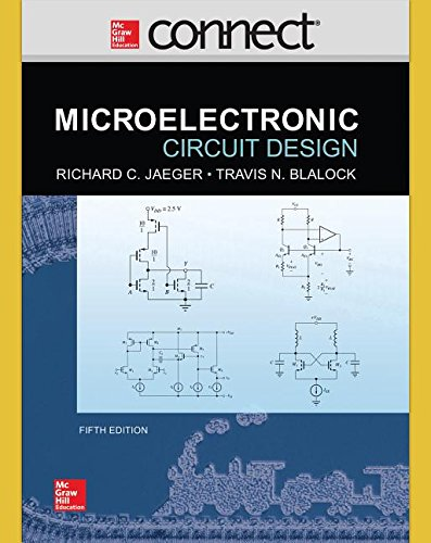 9781259238666: Connect 1 Semester Access Card for Microelectronic Circuit Design