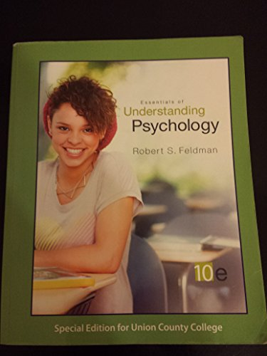 9781259239687: Essentials of Understanding Psychology (Special Edition for Union County College)
