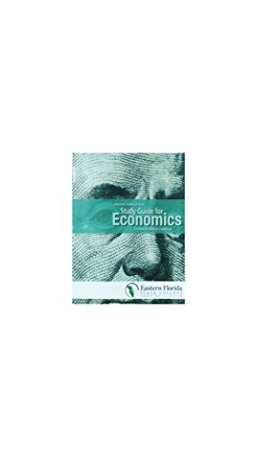 9781259240959: Study Guide for Economics, Nineteenth Edition (Eastern Florida State College)