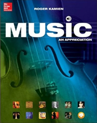 9781259243301: MP3 Download Card for Music: An Appreciation