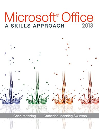 9781259245756: SIMnet for Office 2013, Nordell SIMbooks, Registration Code for Excel/Access Complete