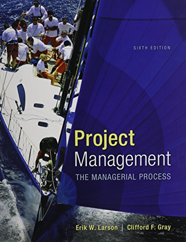 9781259249075: Project Management: The Managerial Process with MS Project with Connect Access Card