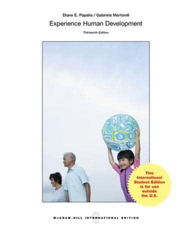 9781259251627: Experience Human Development (Int'l Ed)