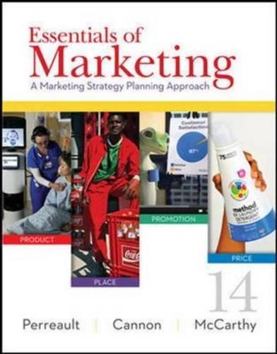 9781259251634: Essentials of Marketing (Int'l Ed) (College Ie Overruns)