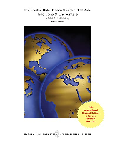 9781259251726: Traditions & Encounters: A Brief Global History