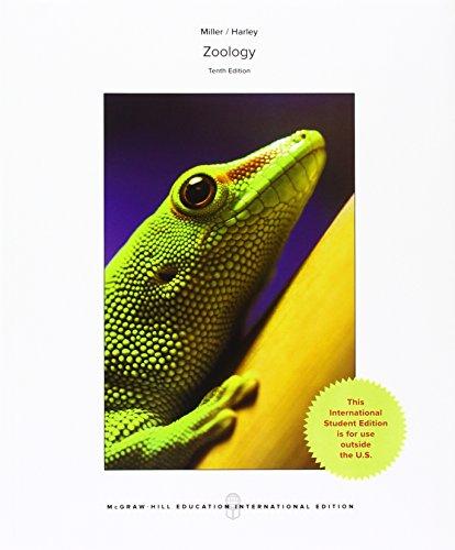 9781259251740: Zoology