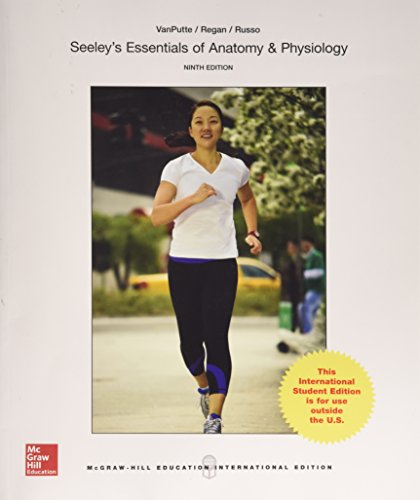 9781259251757: Seeley's Essentials of Anatomy and Physiology