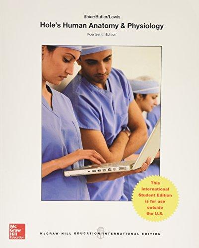 9781259251818: Hole's Anatomy and Physiology
