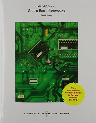 9781259251986: Grob's Basic Electronics