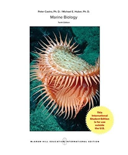 9781259251993: Marine Biology