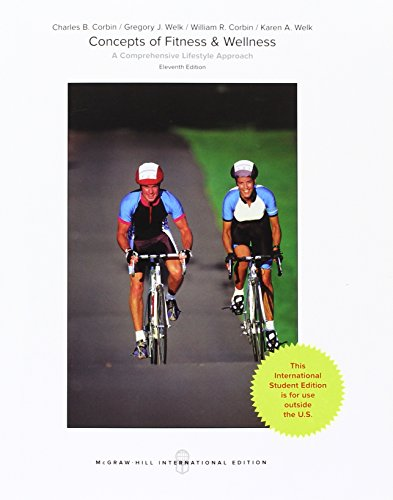 9781259252211: Concepts of Fitness and Wellness: a Comprehensive Lifestyle Approach