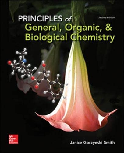 9781259252273: Principles of General, Organic and Biological Chemistry