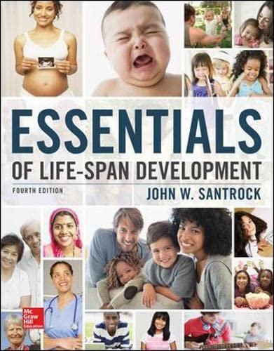 9781259252419: Essentials of Life-Span Development