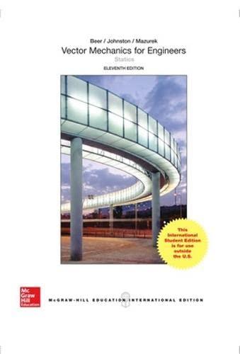 9781259252426: Vector Mechanics for Engineers: Statics
