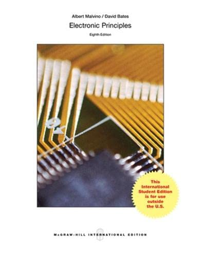 Electronic Principles: Bates, David J.,