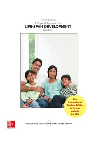 9781259252709: A Topical Approach to Lifespan Development