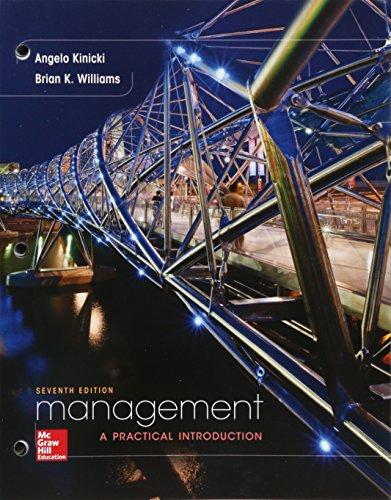 9781259252822: Loose-Leaf for Management: A Practical Introduction