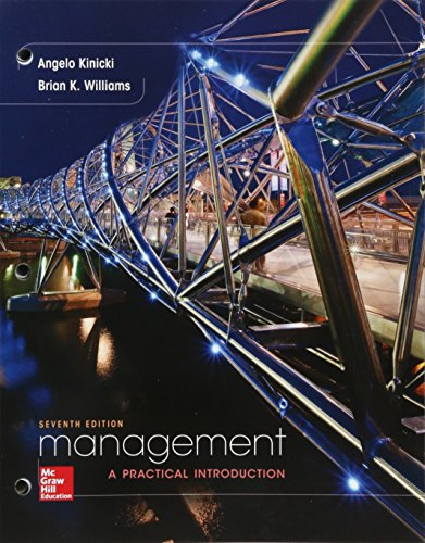 9781259252822: Loose-Leaf for Management: A Practical Introduction