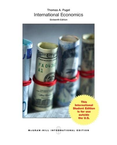 9781259252846: International Economics