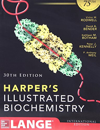 9781259252860: 'Harpers Illustrated Biochemistry'.