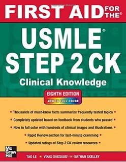 9781259253034: First Aid For The USMLE Step 2 CK, Ninth Edition