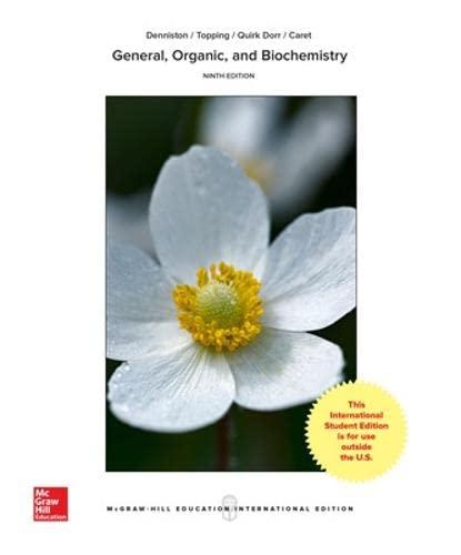 9781259253393: General, Organic, and Biochemistry