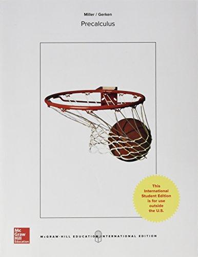 donna gerken julie miller - precalculus - AbeBooks