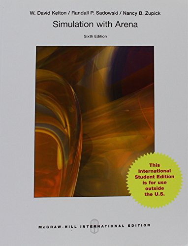 9781259254369: Simulation with Arena (Int'l Ed)