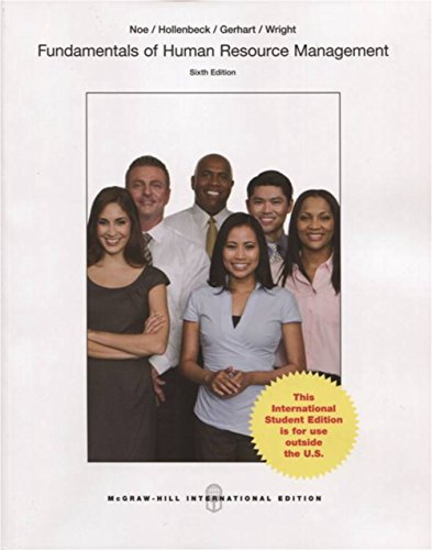 9781259254451: Fundamentals of Human Resource Management